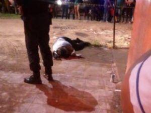 Rafael morreu na hora atingido por vários tiros.