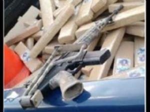 Operação visa combate ao tráfico de armas e drogas no Paraná e Mato Grosso do Sul.