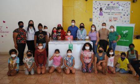 Fundo Social da Sicredi Aral Moreira vai atender 9 projetos sociais