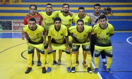 Aral Moreira estreia com empate na Liga MS de Futsal