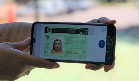 Emissão de CNH Digital aumentou mais de 100% desde o início da pandemia