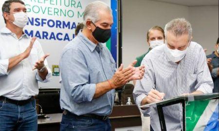 Paulo Corrêa destaca gestão municipalista do governo Azambuja