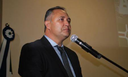 Prefeito Alexandrino Garcia será conselheiro fiscal da nova diretoria da Assomasul