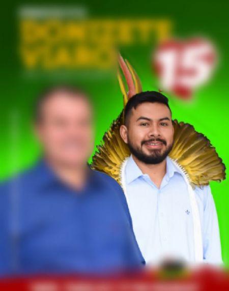 Cleber Valiente candidato a vice em Paranhos terá recurso analisado nesta sexta após ser preso por receptação de carro roubado