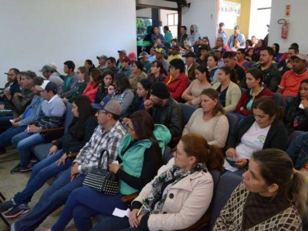 Câmara de Aral Moreira debateu projetos que trata da vida profissional dos servidores públicos