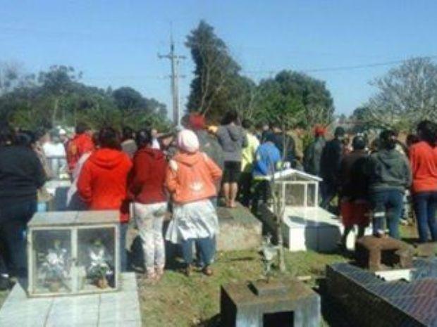Morador de Aral Moreira é encontrado morto em cemitério no Paraguai