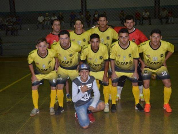 Com 17 pontos, ZAP Futsal segue firme na briga por uma vaga para a próxima fase do Estadual de Futsal