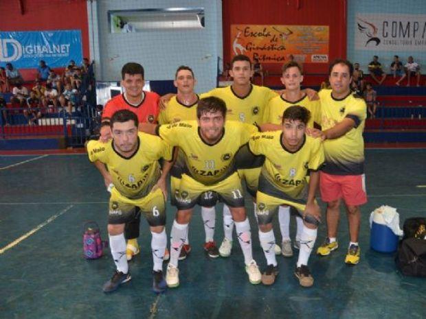 Aral Moreira sedia fase do Estadual de Futsal neste final de semana