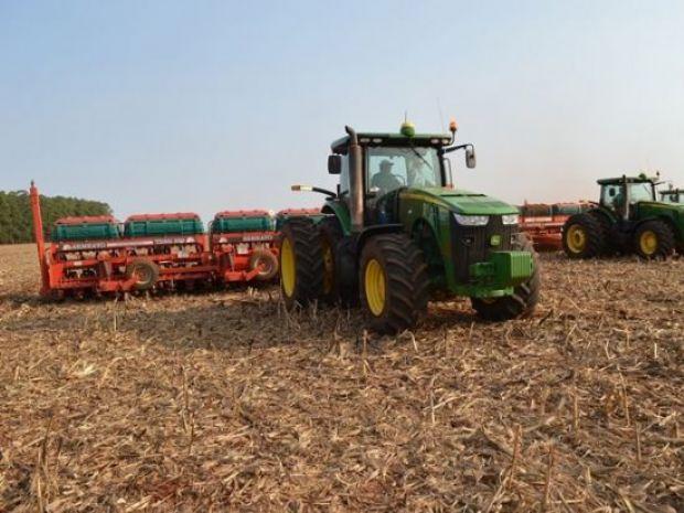 Produtor só poderá plantar soja em MS entre os dias 16 de setembro e 31 de dezembro