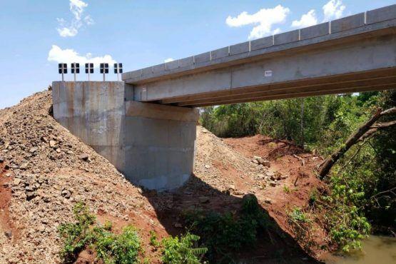 Governo do Estado investe R$ 50 milhões na construção de 56 pontes de concreto