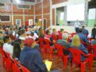 Assembleia reuniu vários cooperados da unidade de atendimento de Aral Moreira.