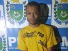 Davi Eraldo de Oliveira dos Santos, de 26 anos. Ele é acusado de feminicídio no Paraná.