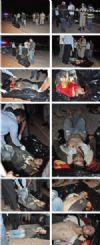 Cadáver aparentando ser de brasileiro foi 'embalado' em lona preta