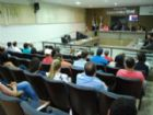 Na abertura dos trabalhos, presidente da Casa vereador Gilson Ferreira pregou a união entre os parlamentares.