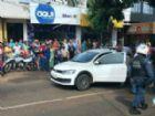 Crime ocorreu no Centro de Ponta Porã.