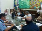 Autoridades brasileiras e paraguaias buscam soluções para melhorar segurança pública na região de fronteira.