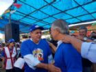 Encontro entre o governador Reinaldo Azambuja e André Puccinelli.