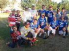 Equipe os Caipiras de Aral Moreira campeã da fase regional da Copa Coamo.