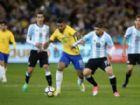Brasil foi derrotado pela Argentina na Austrália.