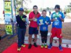 Os atletas de Aral Moreira fizeram bonito e destacaram o nome do município em mais uma competição de atletismo.