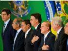 'Transparência acima de tudo', diz Bolsonaro em posse do BB e do BNDES