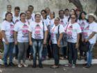 Equipe de agentes de saúde da Prefeitura de Antônio João.