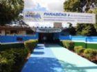 Fachada da Escola Estadual João Vitorino Marques, que está organizando a 1ª edição da Festa da Primavera.