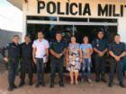 Governo Municipal discute com a Polícia Militar a implantação da Patrulha Mirim em Antônio João.