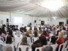 Público acompanhou prestação de contas dos 100 primeiros dias de administração do prefeito Dr. Bandeira.