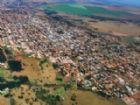 Vista aérea da cidade de Amambai.