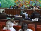 Vereadores debateram e votaram matérias importantes durante a sessão ordinária de terça-feira, 12 de setembro.
