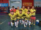 Equipe da Zap representa Aral Moreira no Estadual de Futsal.