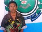 Acusado foi preso na região de Amambai.