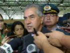Governador Reinaldo Azambuja falou sobre a nova edição da Caravana da Saúde.