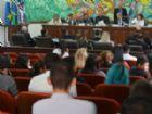 Vereadores de Ponta Porã efetuaram a primeira votação da peça orçamentária do Município para o ano de 2018.