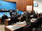 Deputados aprovaram orçamento em primeira votação.