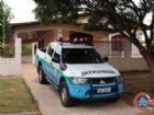 Até que a sede própria fique pronta, a Polícia Militar Ambiental (PMA) manterá uma base provisória nesta residência, na Rua da República, próximo a APAE.